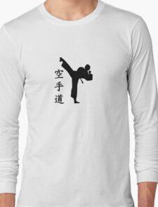Karate Kung Fu  Long Sleeve T-Shirt