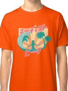 NUDIST BEACH Classic T-Shirt