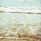 Winter Beach by Sybille Sterk