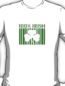 100% Irish St. Patricks Day T-Shirt