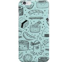 Sushimania iPhone Case/Skin