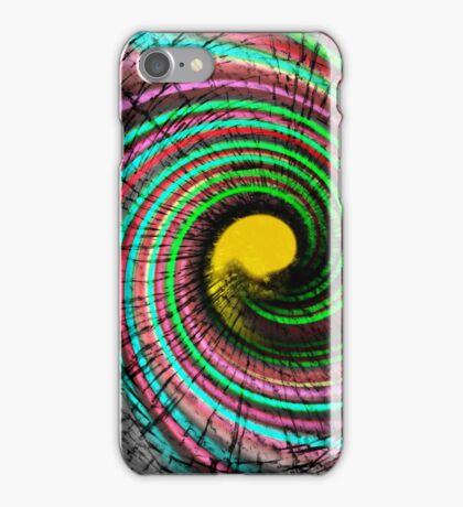 Random swirl pattern case 1 iPhone Case/Skin