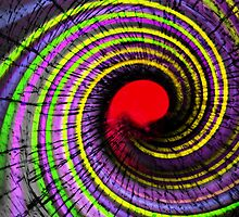 Random swirl pattern case 2 by MrBliss4