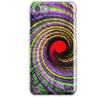 Random swirl pattern case 2 iPhone Case/Skin
