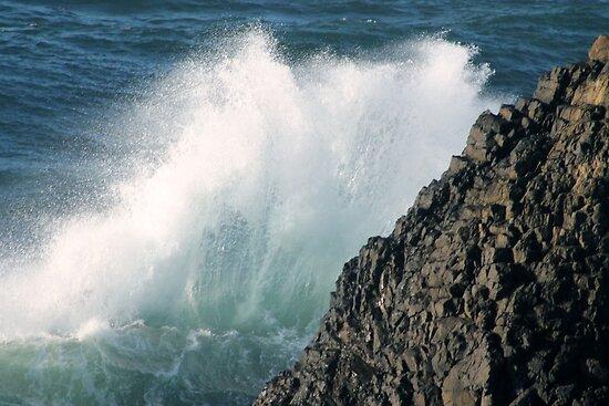 Wall of Splash by Annie Underwood
