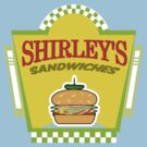 Shirley's Sandwiches! by goldenote