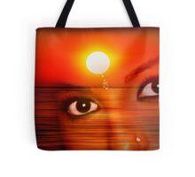 Sunset 12 Tote Bag