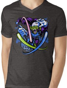 King Jojo Mens V-Neck T-Shirt