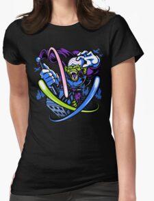 King Jojo Womens Fitted T-Shirt