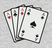 Poker cards One Piece - Short Sleeve