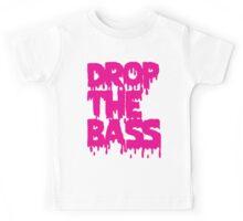 Drop The Bass (Melt) Kids Tee