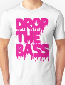 Drop The Bass (Melt) Unisex T-Shirt