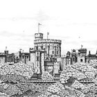 Fantasy Windsor Castle  by Paul Stratton