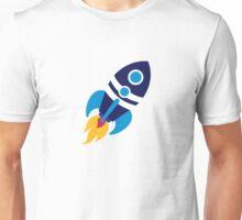 Rocket space Unisex T-Shirt