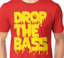 Drop The Bass (Melt) [yellow] Unisex T-Shirt