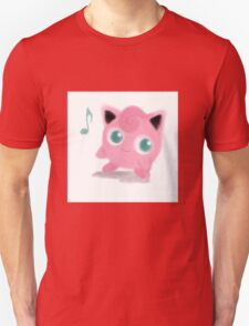 Painted Puff T-Shirt