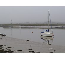 Foggy Friday Photographic Print
