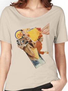 Say Cheese! Women's Relaxed Fit T-Shirt