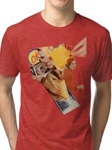 Say Cheese! Tri-blend T-Shirt