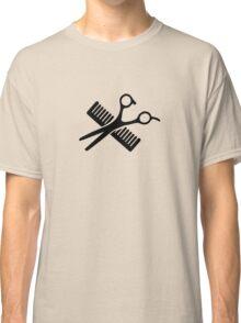 Comb & Scissors Classic T-Shirt