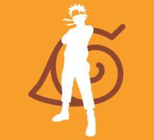 Naruto minimalist by mrtulacorta