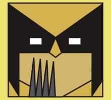Minimal Wolverine Kids Tee