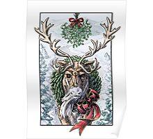 Mistletoe Messenger Poster