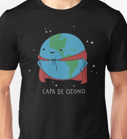 Capa de Ozono Unisex T-Shirt