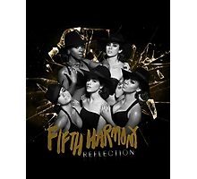 Reflection Tour Merch [GOLD] // Fifth Harmony Photographic Print