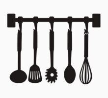 Kitchen Cook equipment by Designzz