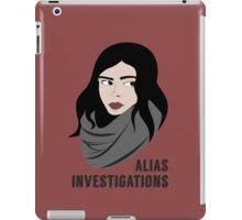 AKA Not A Superhero iPad Case/Skin