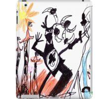 BLACK NINJA iPad iPad Case/Skin