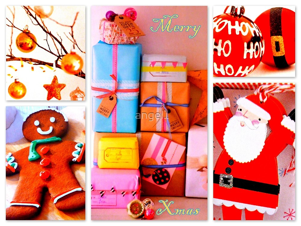 Merry Xmas by ©The Creative  Minds