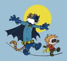 Funny Batman And Robin Kids Clothes