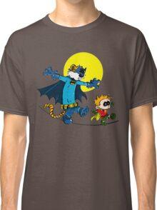 Funny Batman And Robin Classic T-Shirt