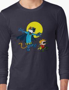 Funny Batman And Robin Long Sleeve T-Shirt