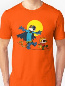 Funny Batman And Robin T-Shirt