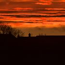 Red sky at night. by Kit347