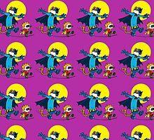 Funny Batman And Robin by BojoSen