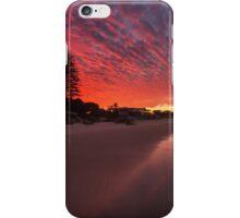 Stunning sunset iPhone Case/Skin
