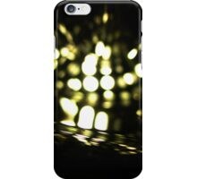 Firefly in Water iPhone Case/Skin