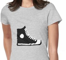 I love my chucks Womens Fitted T-Shirt
