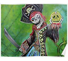 Pirate Quest - The Golden Skull Poster