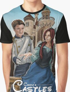 Castle's Castles Graphic T-Shirt