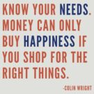 Buy Happiness by Colin Wright