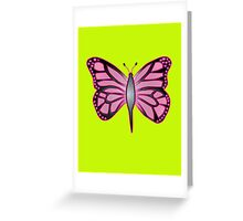 Butterfly Barbie Greeting Card