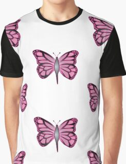 Butterfly Barbie Graphic T-Shirt