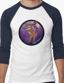 Rigby Dance (Regular Show) Men's Baseball ¾ T-Shirt