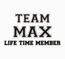 Team MAX, life time member by vinamlj