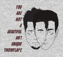 Fight Club (Snowflake) by doctorshaky